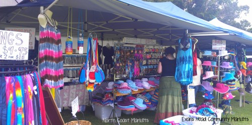 Evans Head Riverside Markets